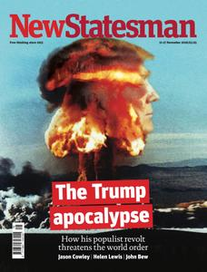 New Statesman - November 11-17 2016