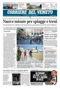 Corriere del Veneto Venezia e Mestre – 03 maggio 2020