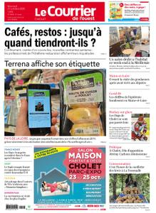 Le Courrier de l'Ouest Cholet – 21 octobre 2020