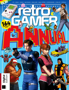 Retro Gamer Annual - Vol. 6 2019