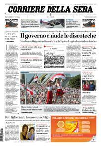 Corriere della Sera – 17 agosto 2020
