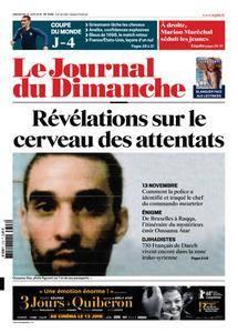 Le Journal du Dimanche - 10 juin 2018