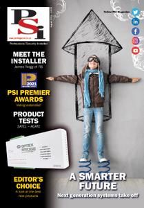PSI Professional Security Installer - August 2021