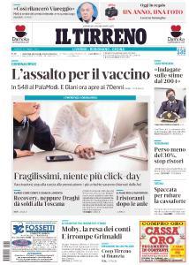 Il Tirreno Livorno - 30 Marzo 2021