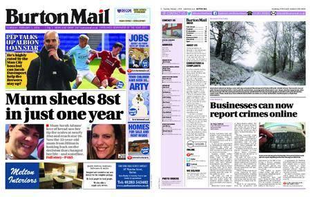 Burton Mail – February 01, 2018