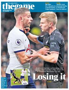 The Times - The Game - 3 February 2020