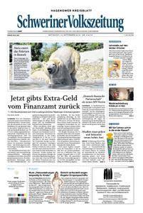 Schweriner Volkszeitung Hagenower Kreisblatt - 19. September 2018