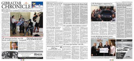 Gibraltar Chronicle – 15 January 2018