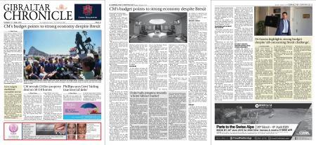 Gibraltar Chronicle – 11 June 2019