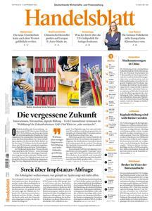Handelsblatt - 01 September 2021