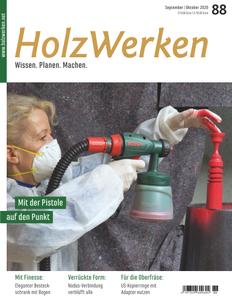 HolzWerken - September/Oktober 2020