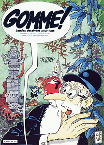 Gomme - Tome 11