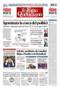 Il Fatto Quotidiano - 01 agosto 2019