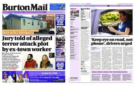 Burton Mail – November 01, 2017
