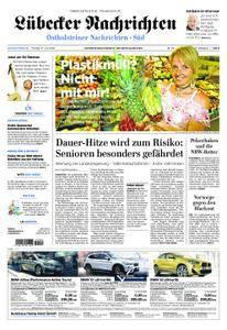 Lübecker Nachrichten Ostholstein Süd - 27. Juli 2018