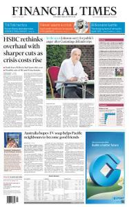 Financial Times UK - May 26, 2020