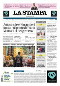 La Stampa Torino Provincia e Canavese - 30 Agosto 2018
