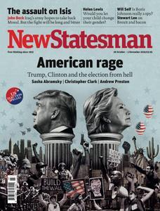 New Statesman - 28 October - 3 November 2016