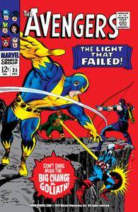 New Releases 2015 4 6 The Avengers 035 1966 Digital Zone-Empire cbr