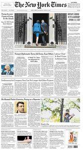 The New York Times  June 10 2017