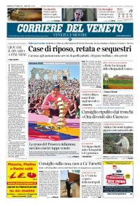 Corriere del Veneto Venezia e Mestre – 25 ottobre 2019