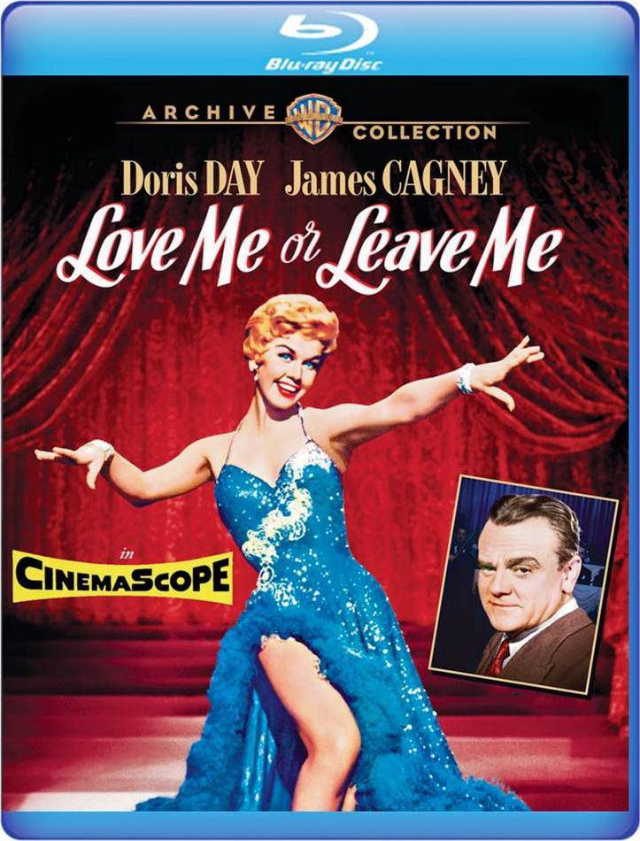 Love Me or Leave Me (1955) + Extras