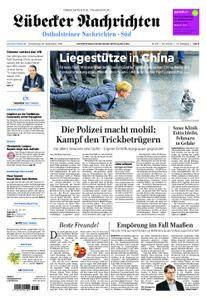Lübecker Nachrichten Ostholstein Süd - 20. September 2018