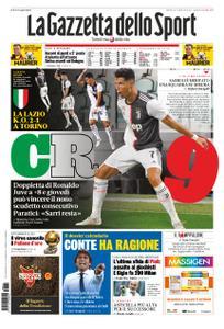 La Gazzetta dello Sport Bergamo – 21 luglio 2020