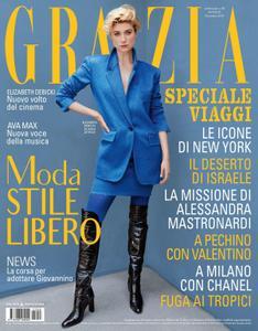 Grazia Italia – 14 novembre 2019