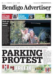 Bendigo Advertiser - January 16, 2018