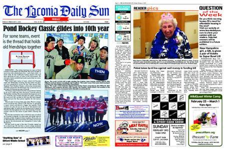 The Laconia Daily Sun – February 01, 2019