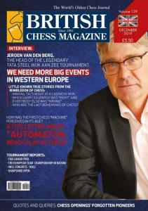 British Chess Magazine - December 2019