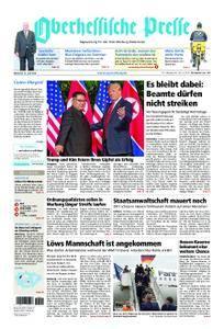 Oberhessische Presse Marburg/Ostkreis - 13. Juni 2018