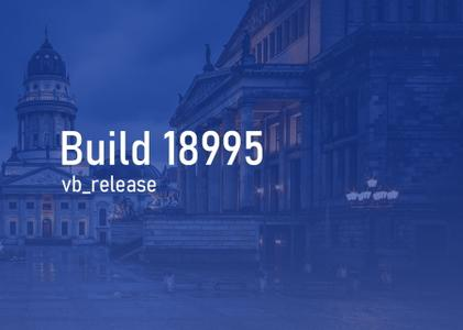 Windows 10 Insider Preview (20H1) Build 18995.1