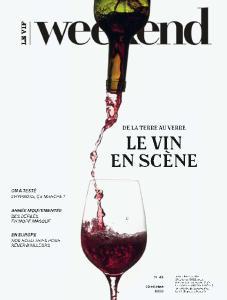 Le Vif Weekend - 22 Octobre 2020