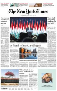 International New York Times - 17 May 2019