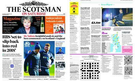 The Scotsman – February 24, 2018