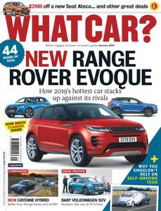 What Car? UK - January 2019