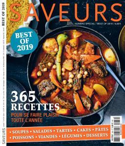 Saveurs France Spécial - Best of 2019