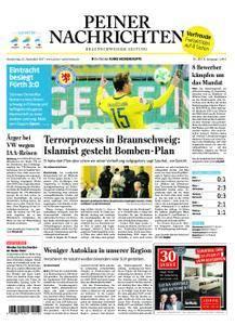 Peiner Nachrichten - 21. September 2017