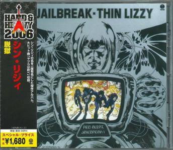 Thin Lizzy - Jailbreak (1976) {2006, Japanese Reissue, Remastered}
