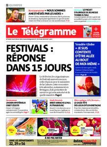 Le Télégramme Quimper – 04 février 2021