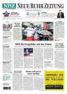 NRZ Neue Ruhr Zeitung Essen-Postausgabe - 08. Dezember 2017