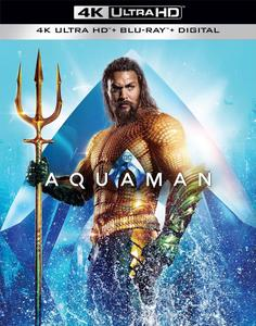 Aquaman (2018) [4K, Ultra HD]