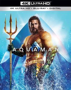 Aquaman (2018) [4K, Ultra HD]