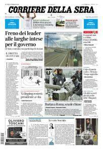 Corriere della Sera - 26 Febbraio 2018