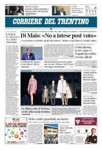 Corriere del Trentino – 22 settembre 2018