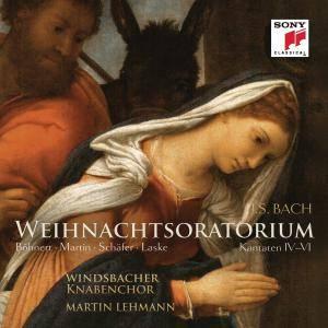 Windsbacher Knabenchor - Bach: Weihnachtsoratorium, Kantaten 4-6 (2015) [Official Digital Download 24/96]