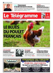 Le Télégramme Guingamp – 07 février 2020