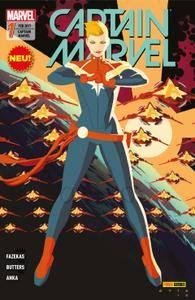 Captain Marvel 01 - Feb 2017